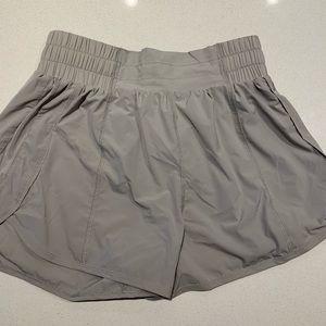 Balance Athletica Breeze Shorts - Grey